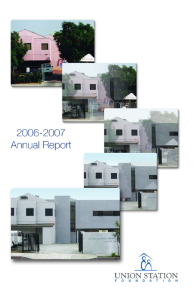 Served as Editor for the USHS Annual Report.