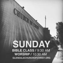 Sunday Church Building