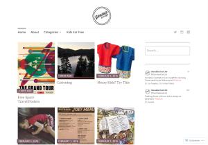 GlendaleDadLife Website