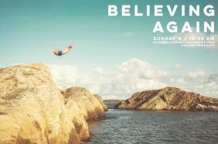 Believing Again Dive