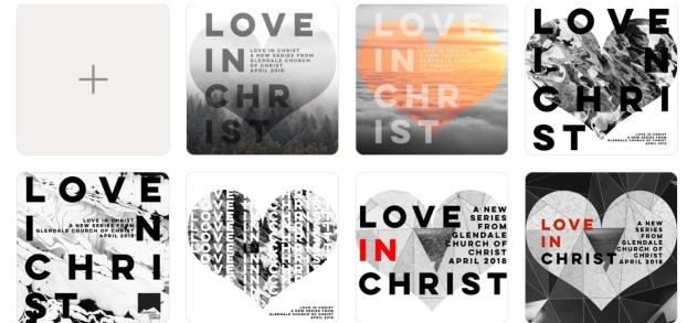 Love in Christ Exploratory